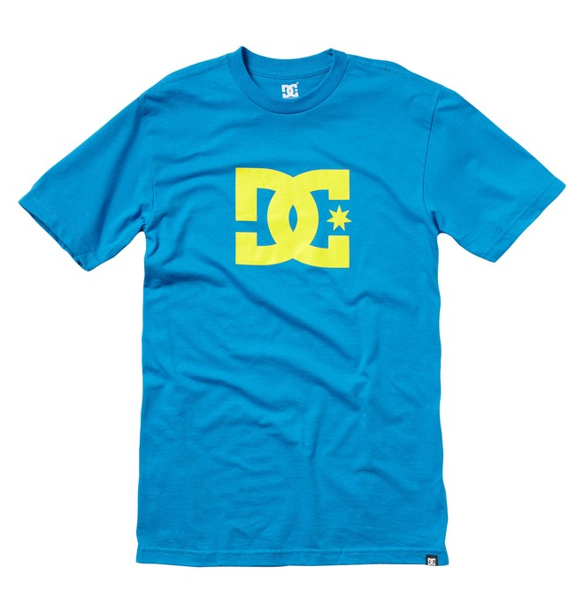 0 Men's Snow Star Tee  54200077 DC Shoes