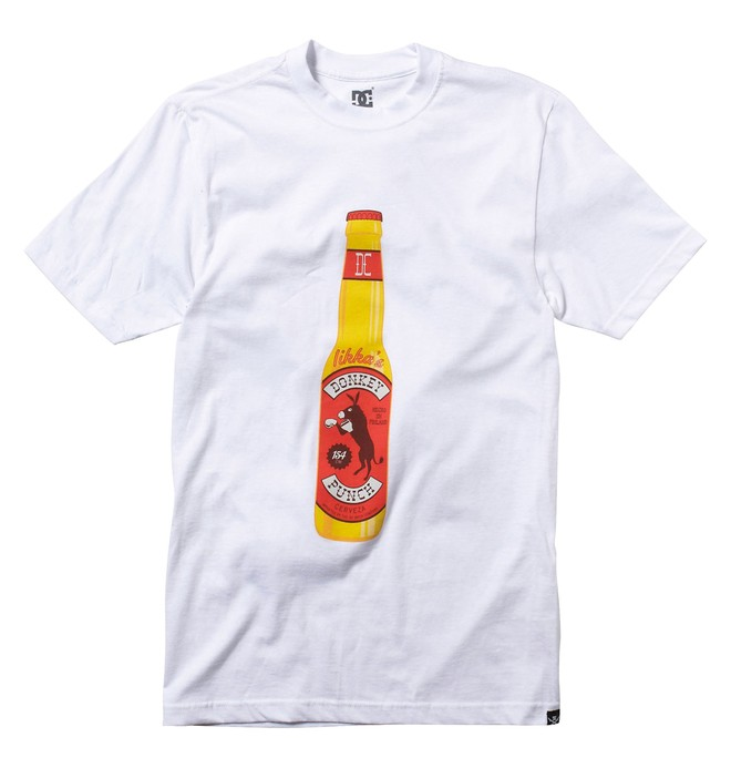 0 Men's Ikka Tee  54200079 DC Shoes