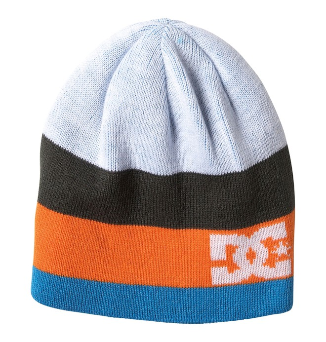 0 Men's Anthony Reversible Beanie  54310131 DC Shoes