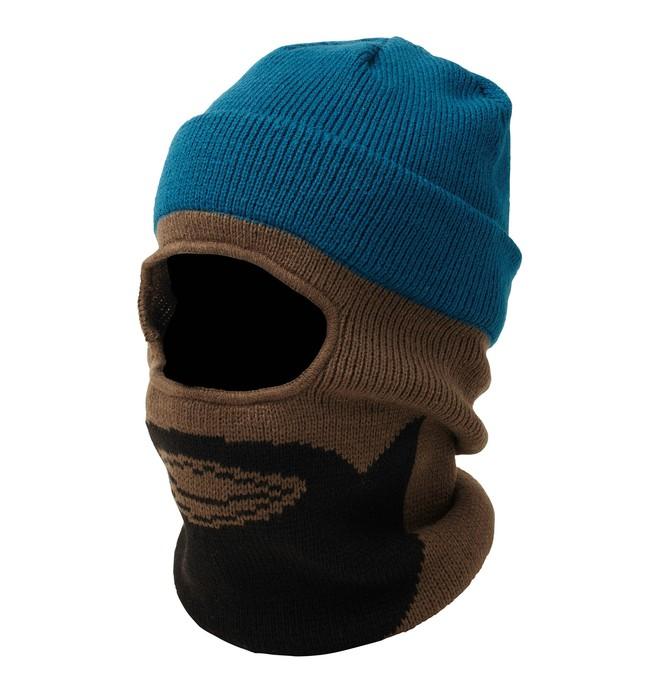 0 Men's Faceless Beanie Mask  54310141 DC Shoes