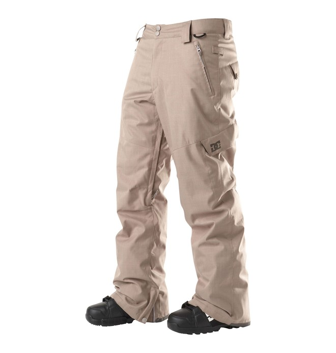 0 Men's Code Snowboard Pants  54601108 DC Shoes