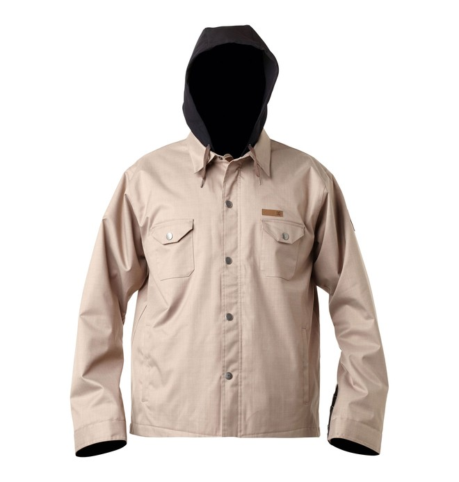 0 Men's Forte Snowboard Jacket  54645129 DC Shoes