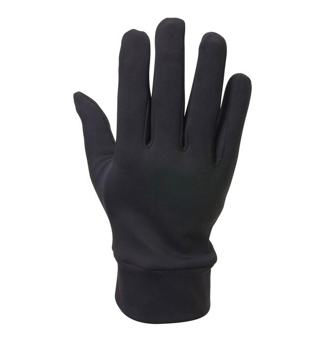 0 Men's Olos Snowboard Liner Gloves  54671051 DC Shoes