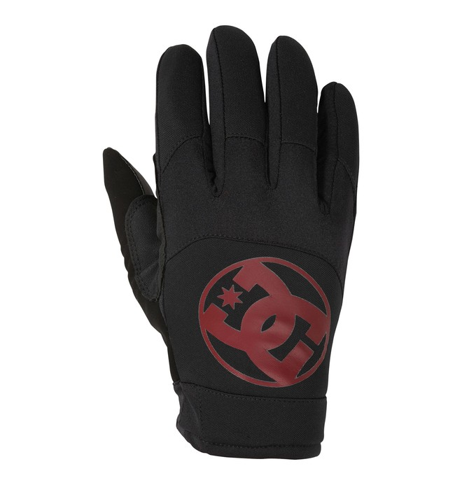 0 Men's Ventron Snowboard Gloves  54671060 DC Shoes