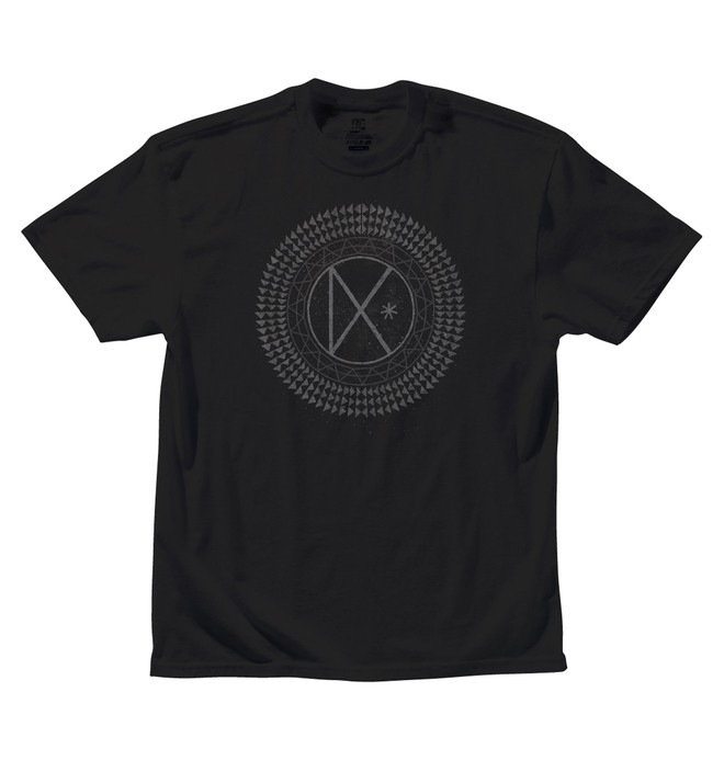 0 Men's Hex Tee  55200300 DC Shoes