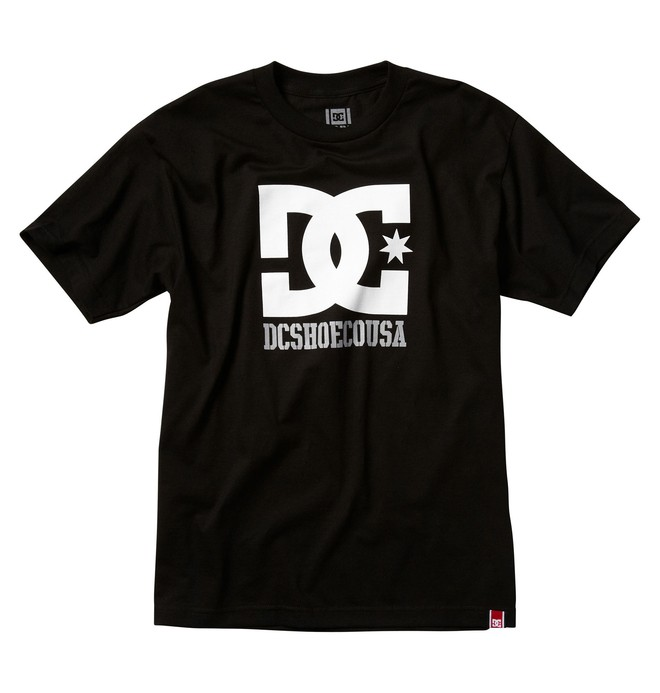 0 Men's Rob Dyrdek USA Star Tee  55200431 DC Shoes
