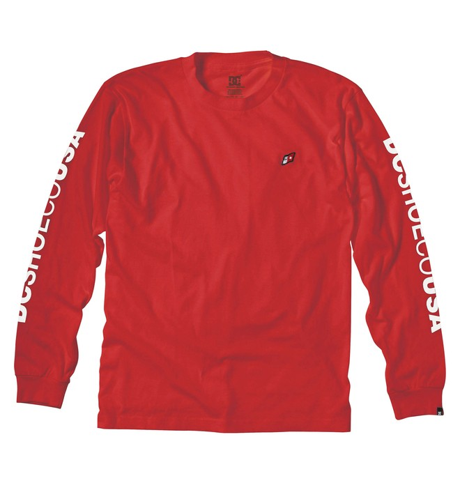 0 Men's Sleever Long Sleeve Tee  55210030 DC Shoes