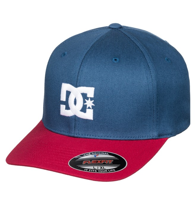 0 Men's Cap Star Hat Blue 55300096 DC Shoes