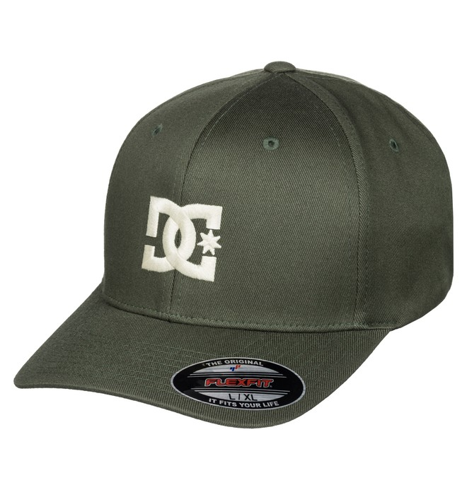 0 Men's Cap Star Hat Brown 55300096 DC Shoes