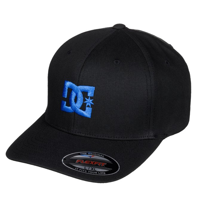 0 Men's Cap Star Hat Black 55300096 DC Shoes