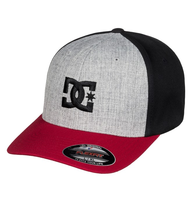 0 Men's Cap Star Hat Red 55300096 DC Shoes