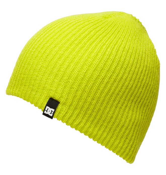 0 Men's Clap Beanie Green 55310017 DC Shoes