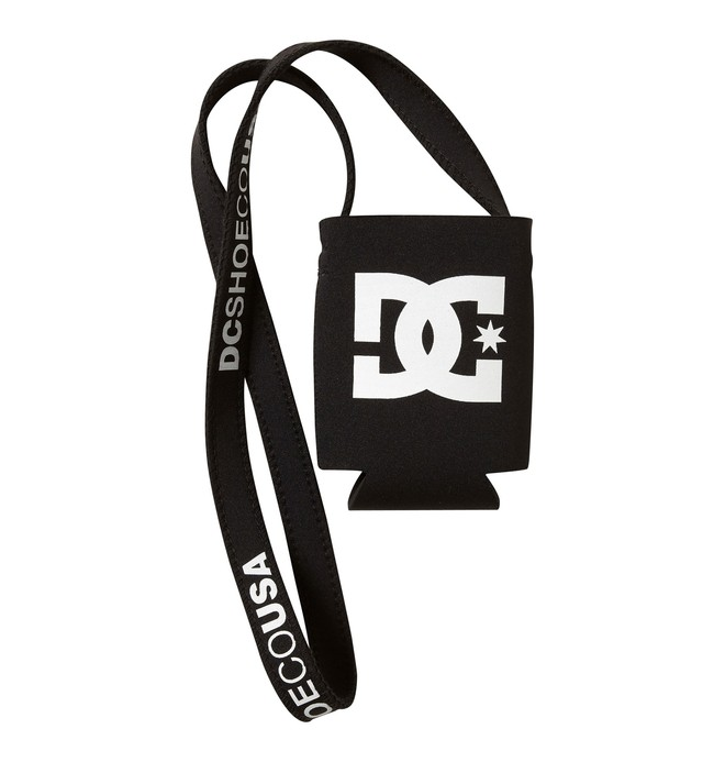 0 Men's DC Hanger Coozie Holder  55390027 DC Shoes