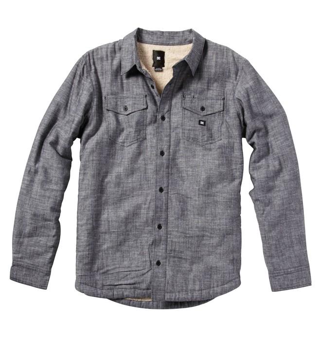 0 Men's Camino Long Sleeve Shirt  55820063 DC Shoes