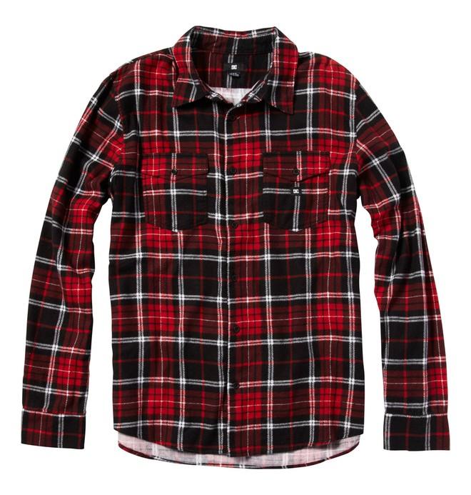 0 Men's Espinoza Long Sleeve Shirt  55820070 DC Shoes