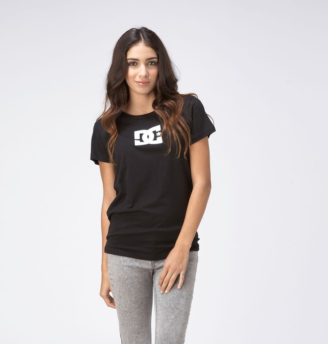 0 Women's T-Star E Tee  61200167 DC Shoes