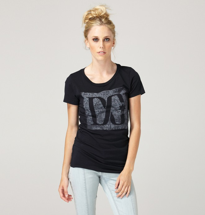 0 Women's Nina Tee  61200222 DC Shoes