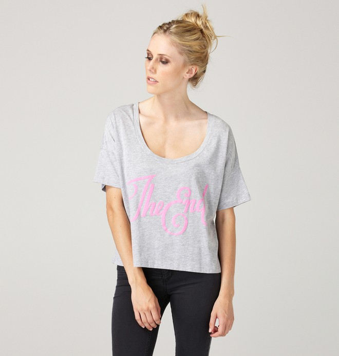 0 Women's Ender Shirt  61200235 DC Shoes