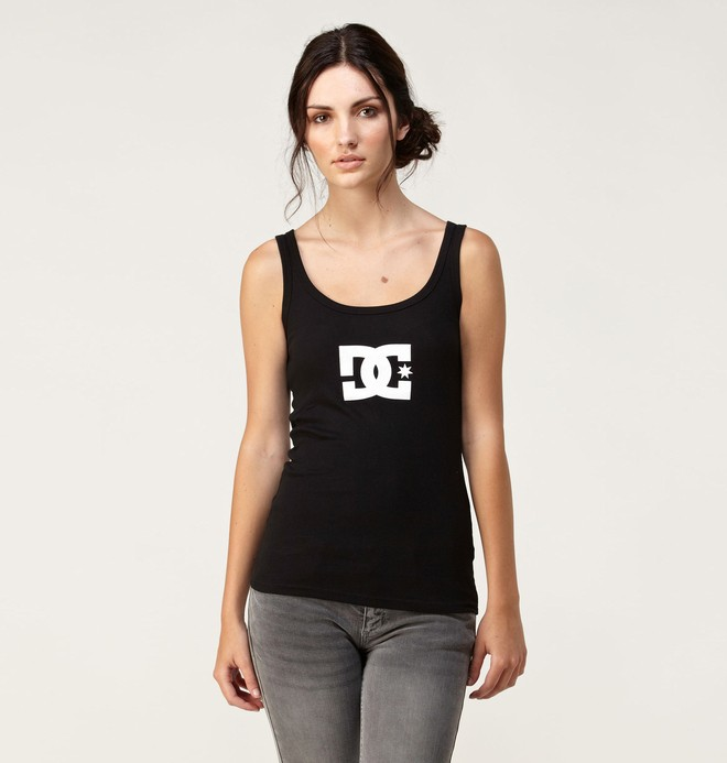 0 TStar E Rib Tank  61230074 DC Shoes