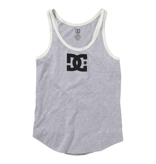 0 Women's Star Seventies Tank Top  61230096 DC Shoes