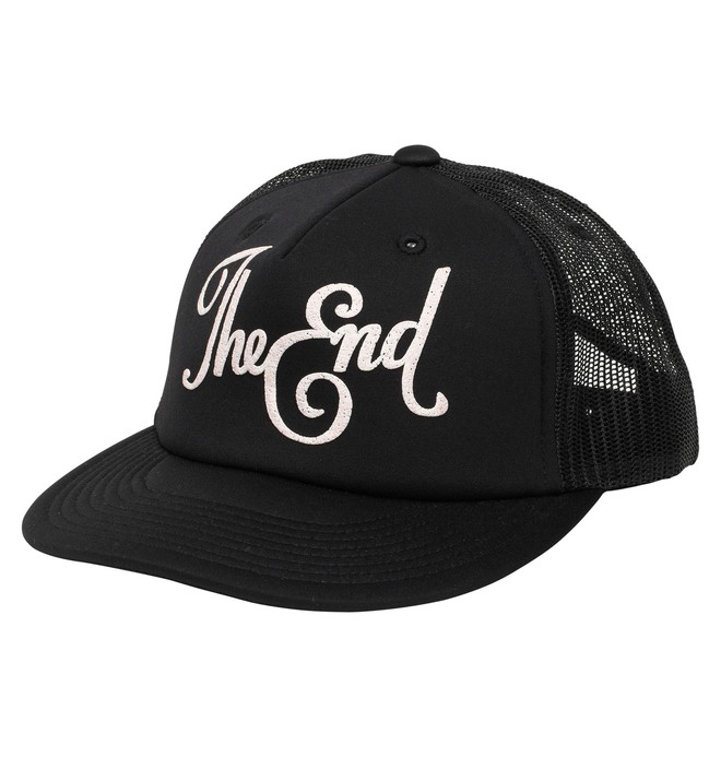0 Women's The End Hat  61300038 DC Shoes