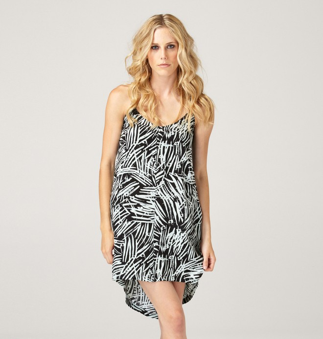 0 Women's Arya Dress  61490053 DC Shoes
