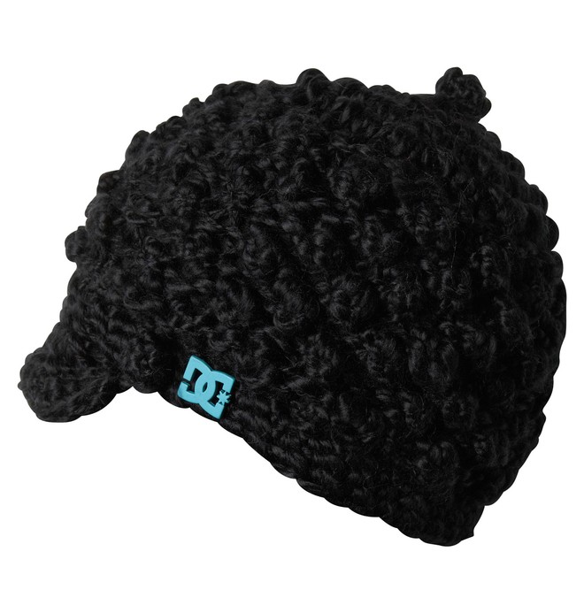 0 Women's Jora Visor Beanie Black 64310069 DC Shoes