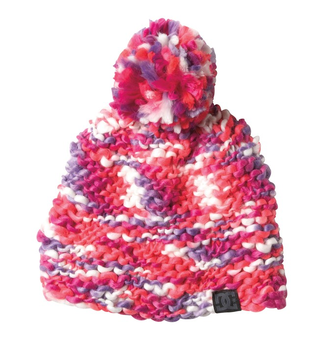 0 Women's Nakiska Beanie Pink 64310072 DC Shoes