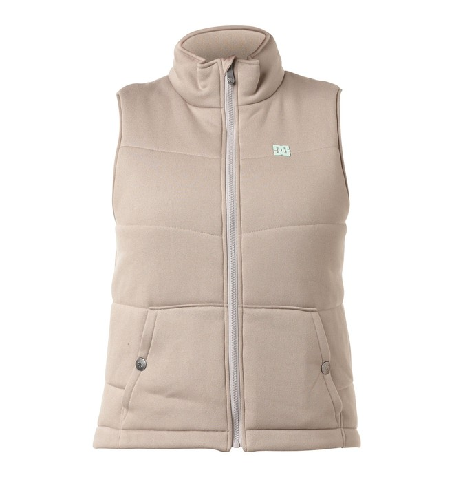 0 Women's Lena Snowboard Vest  64460028 DC Shoes