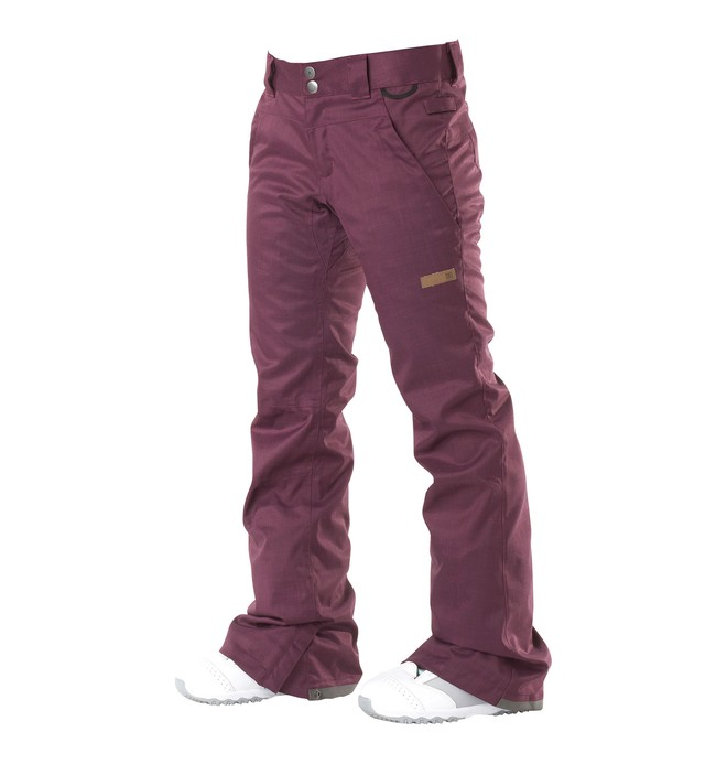 0 Women's Contour Snowboard Pants  64601096 DC Shoes