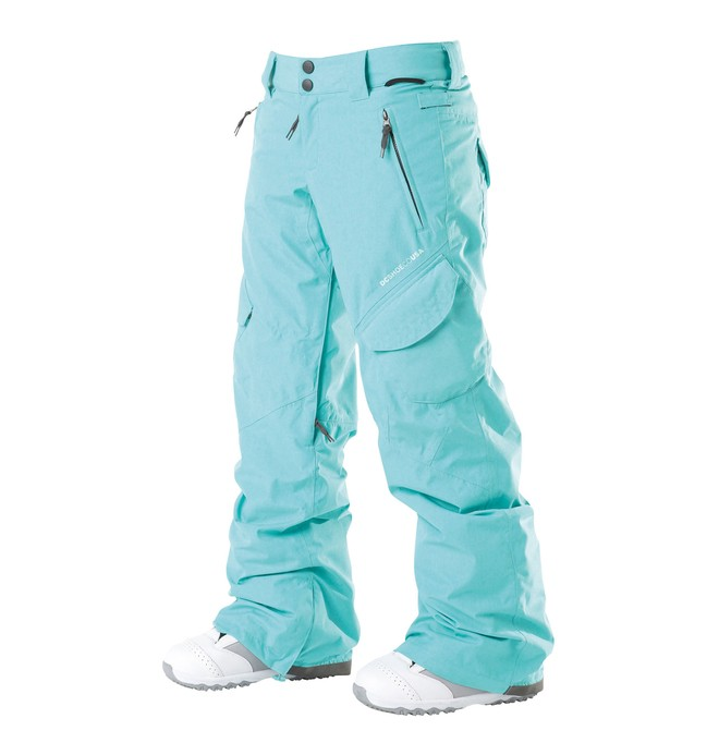 0 Women's Royal Snowboard Pants  64601097 DC Shoes