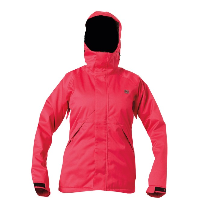 0 Women's Reflect Snowboard Jacket Pink 64641114 DC Shoes