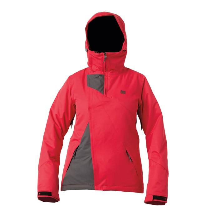 0 Women's Leysin Snowboard Jacket  64641116 DC Shoes