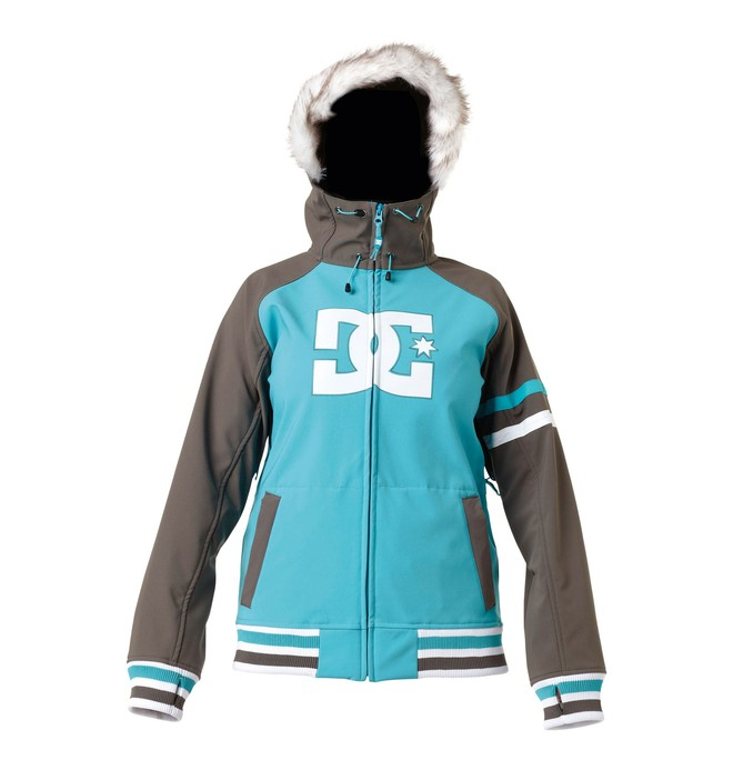 0 Women's Gamut Snowboard Jacket  64641119 DC Shoes