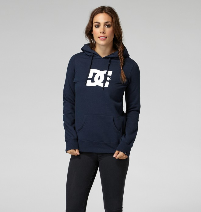 0 Star E PH Hoodie Blue 65240057 DC Shoes