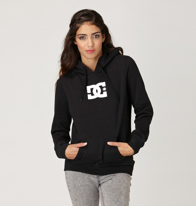 0 Star E PH Hoodie Black 65240057 DC Shoes