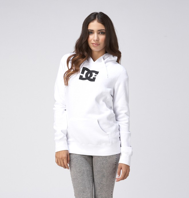 0 Star E PH Hoodie White 65240057 DC Shoes
