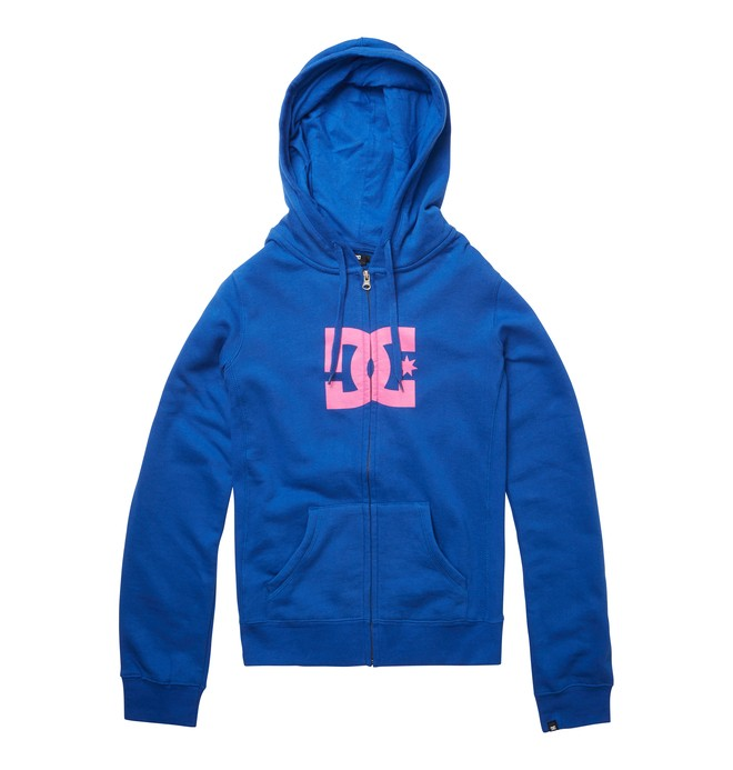 0 Star E ZH Hoodie Purple 65260060 DC Shoes