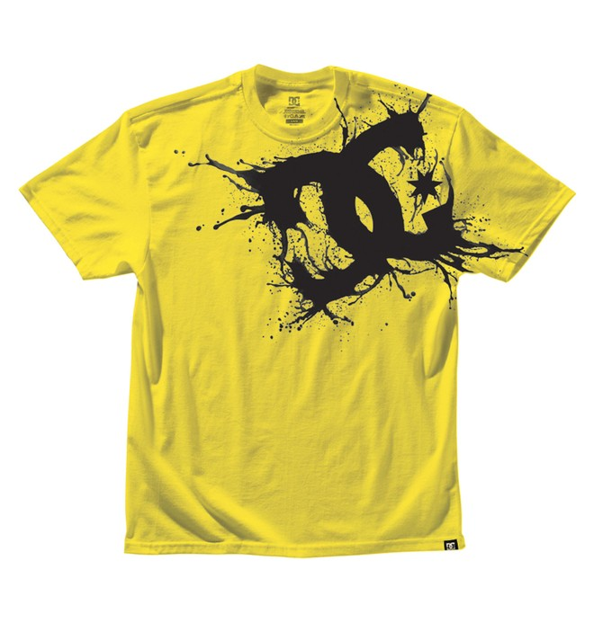 0 Boys Splish T_Shirt  71200139 DC Shoes