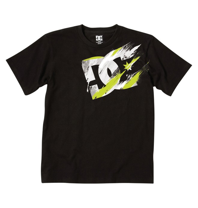0 Boy's Former Tee  71200170 DC Shoes