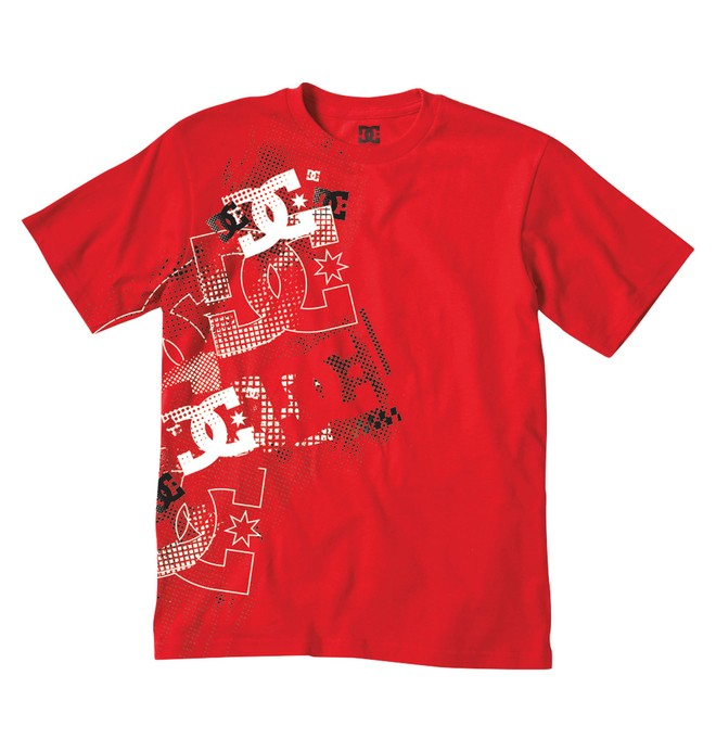 0 Boy's Pad Tee  71200174 DC Shoes