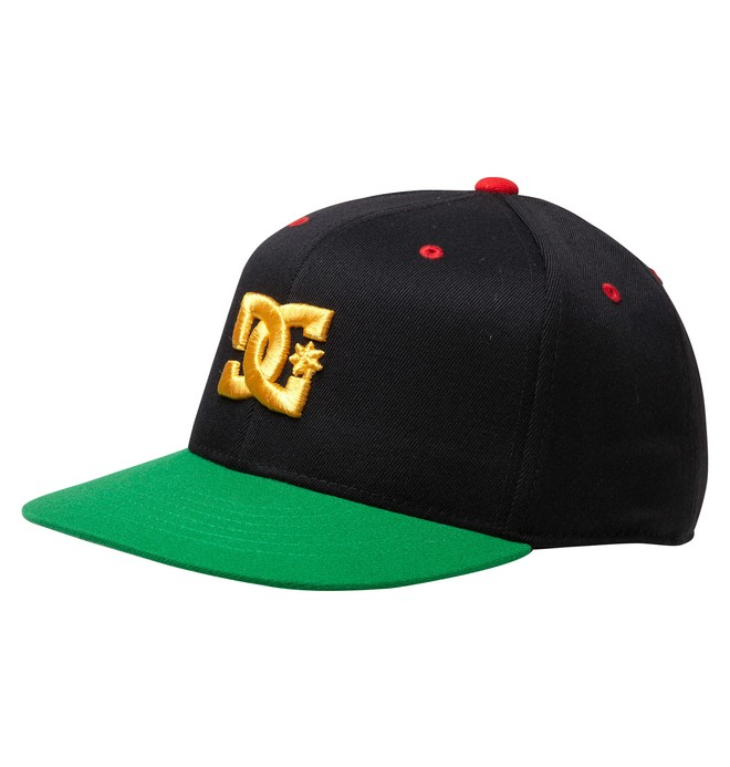 0 Boys Basebro Hat  71300016 DC Shoes