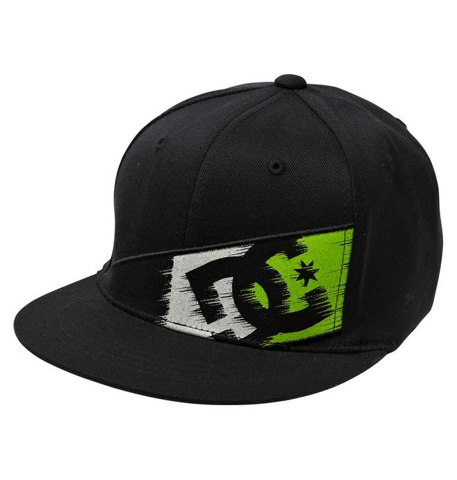 0 Boy's Skids Hat  71300103 DC Shoes