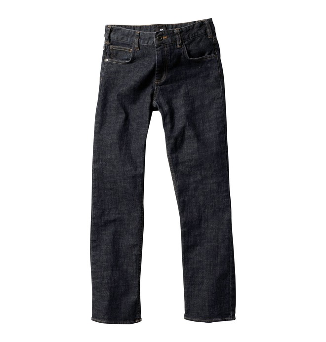 0 Boy's Straight Jeans Blue 71800032 DC Shoes