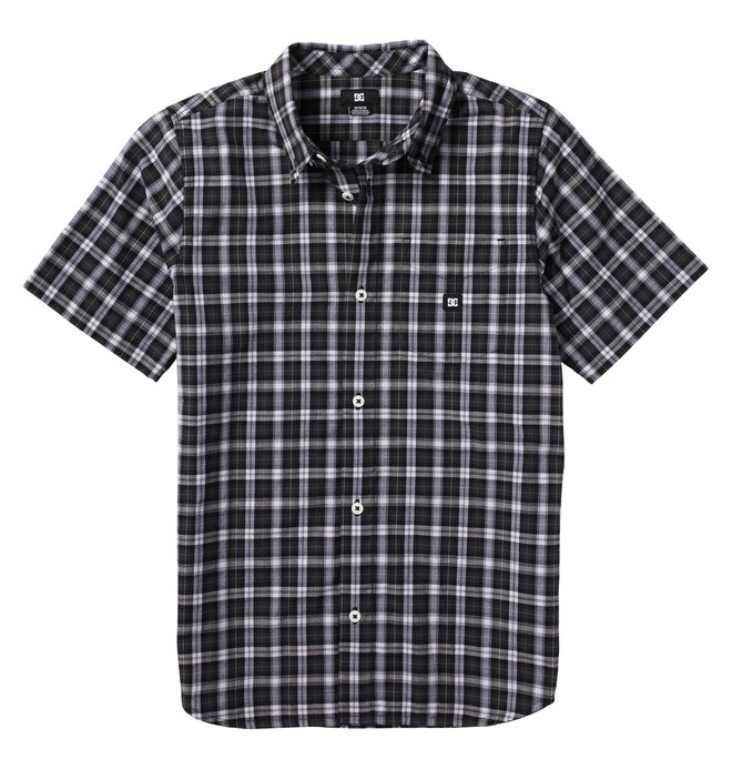 0 Boy's Brimstone Shirt  71820027 DC Shoes