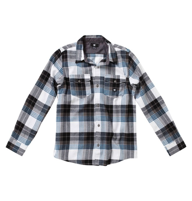 0 Boys Hackelman Shirt  73820029 DC Shoes