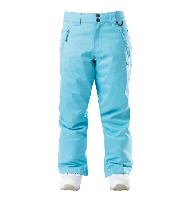 0 Girls Piper Snowboard Pants  74601028 DC Shoes