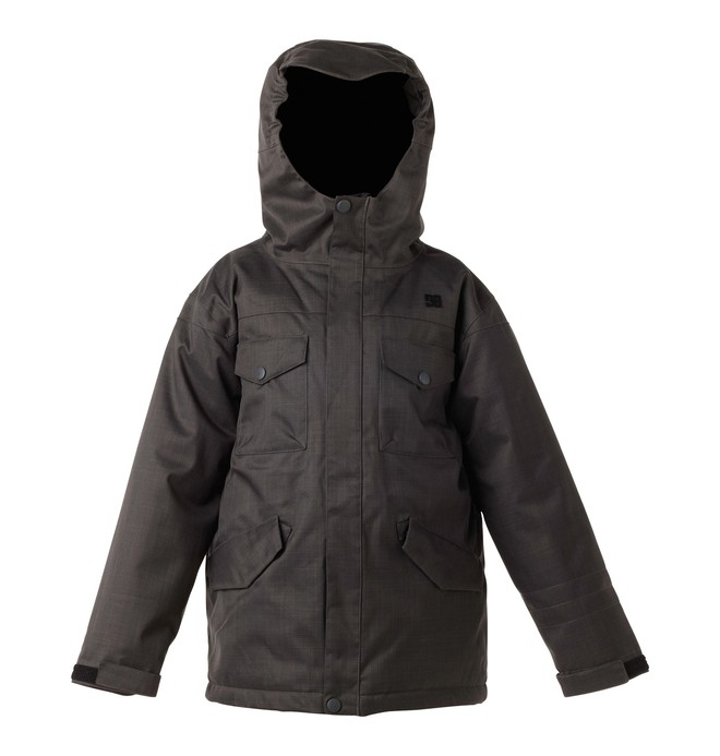 0 Boys Servo Snowboard Jacket  74641033 DC Shoes