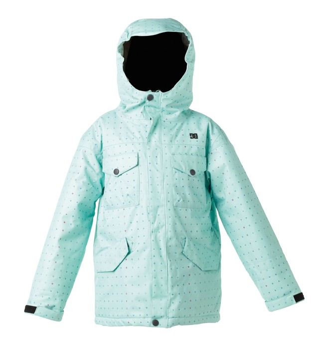 0 Girls Arcadia Snowboard Jacket  74641036 DC Shoes