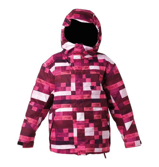 0 Girls Farah Snowboard Jacket  74641037 DC Shoes